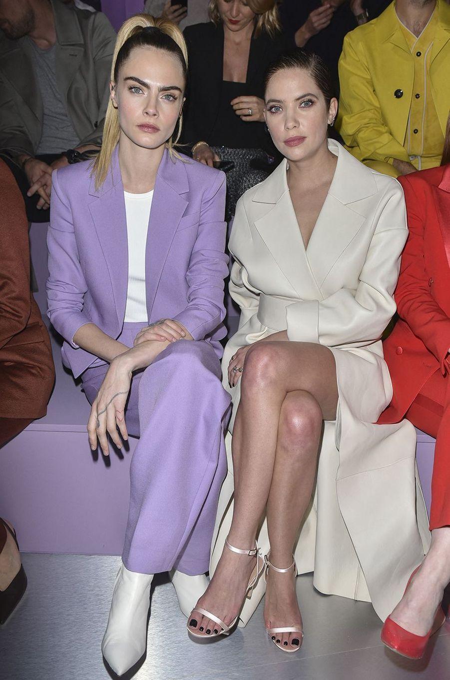 La rupture entre Cara Delevingne et Ashley Benson a été officialisée en mai 2020 par le magazine «People». Elles se fréquentaient depuis deux ans.