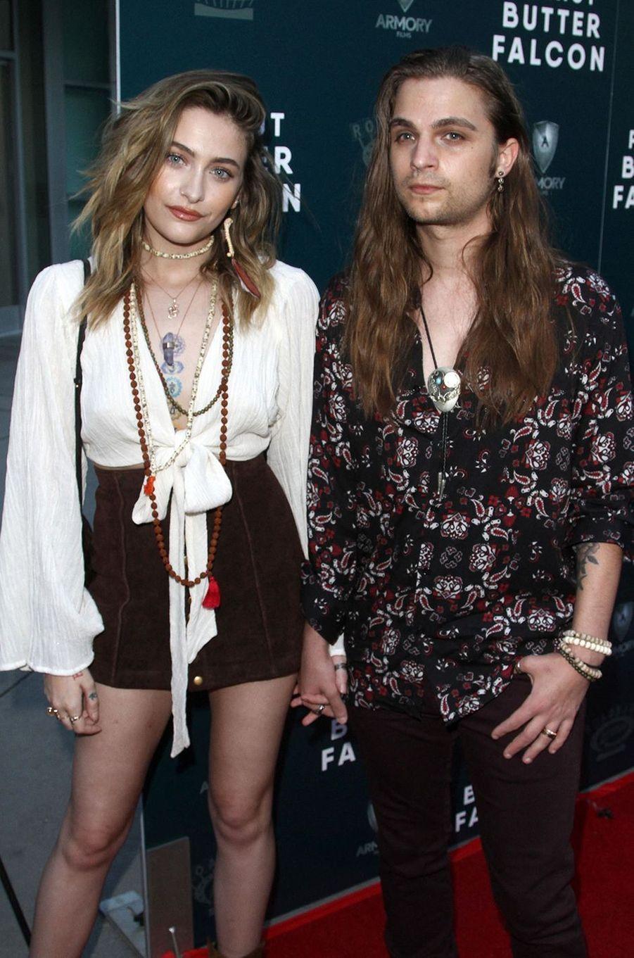 En août 2020, «People» a annoncé la rupture entre Paris Jackson et Gabriel Glenn après plus de deux ans de relation.