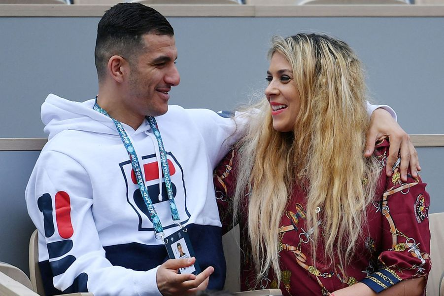 Marion Bartoli et Yahya Boumediene