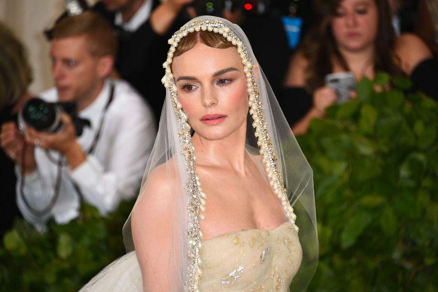 Kate Bosworth au Met Gala 2018