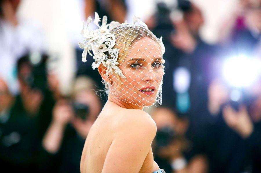 Diana Kruger au Met Gala 2018