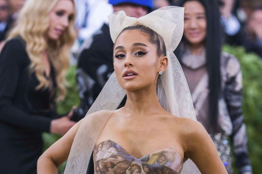Ariana Grande au Met Gala 2018