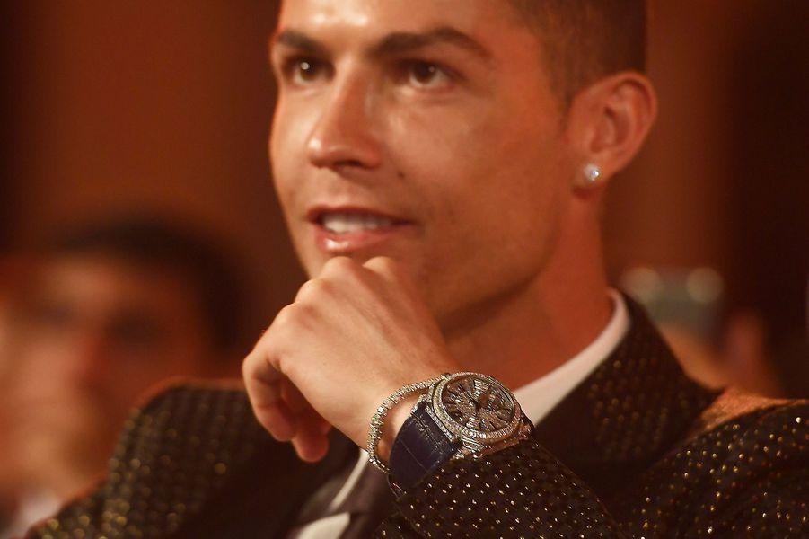 Cristiano Ronaldo à Dubaï