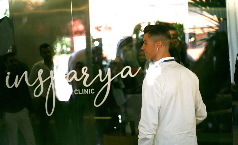 Cristiano Ronaldo à Madrid, le 18 mars 2019