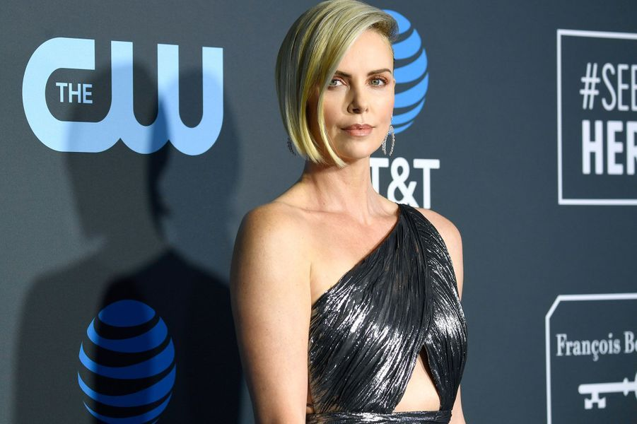 Charlize Theron aux Critics' Choice Awards 2019