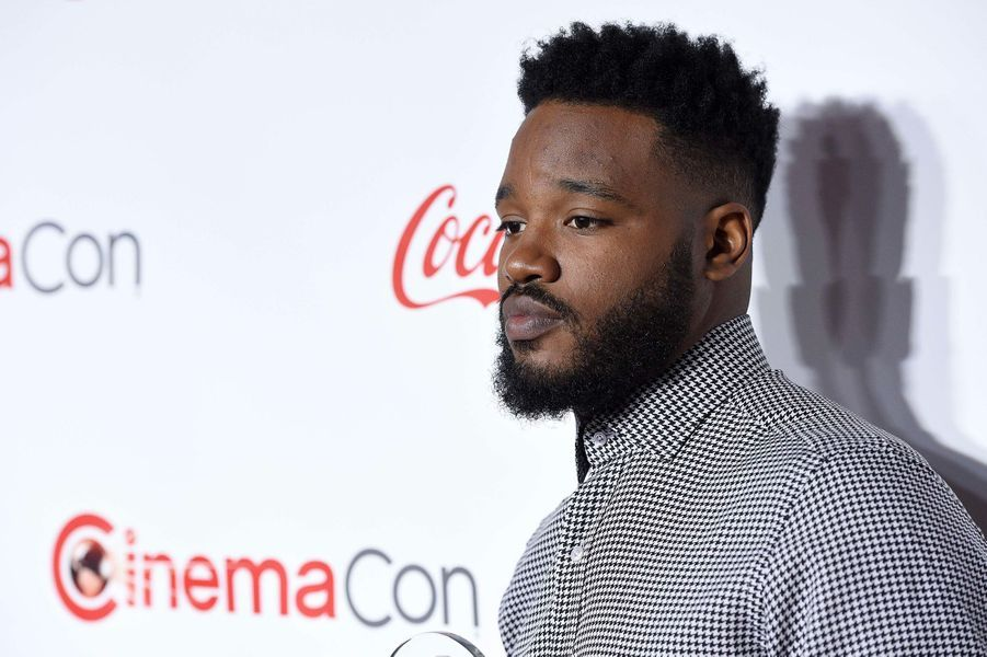 Ryan Coogler au CinemaCon de Las Vegas, jeudi 26 avril 2018