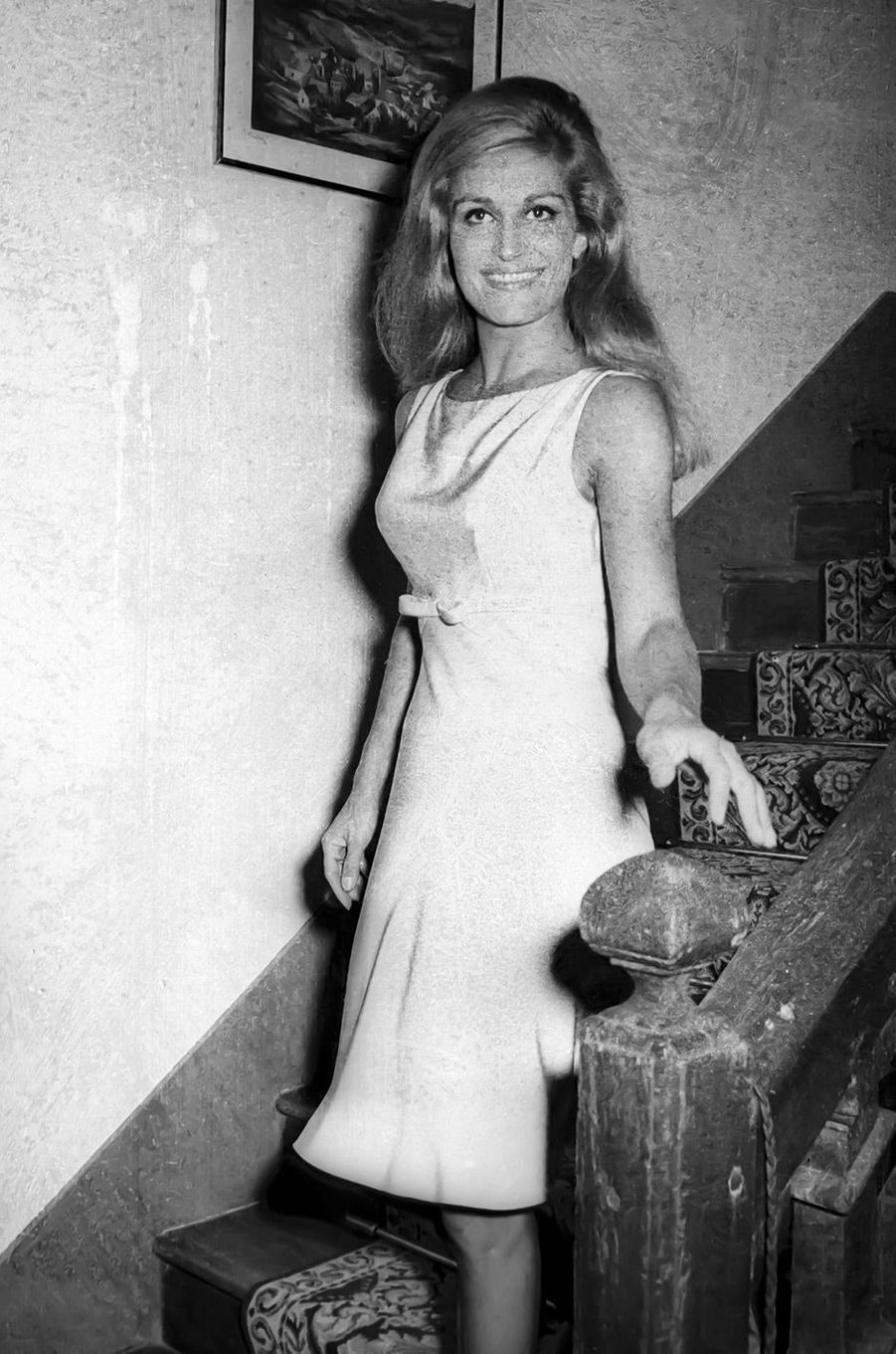 Dalida en 1972