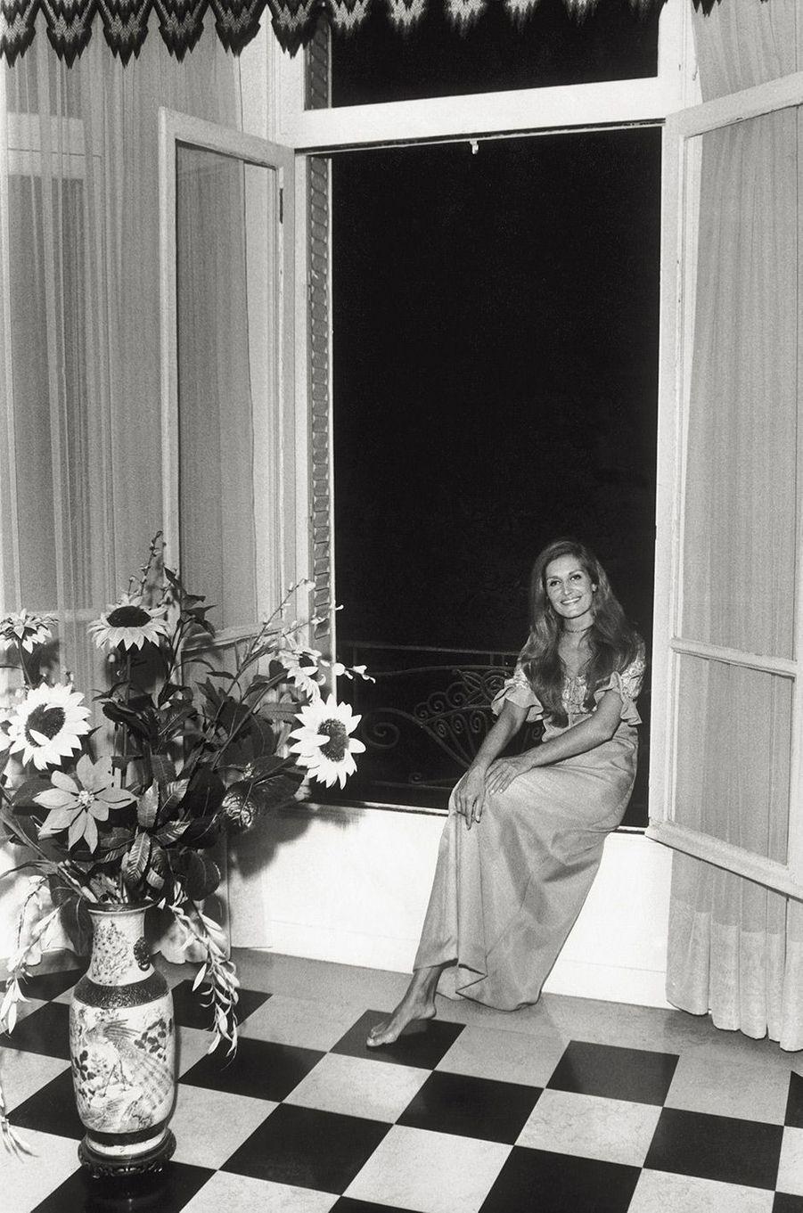Dalida en 1971