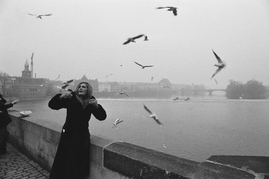 Dalida en 1977