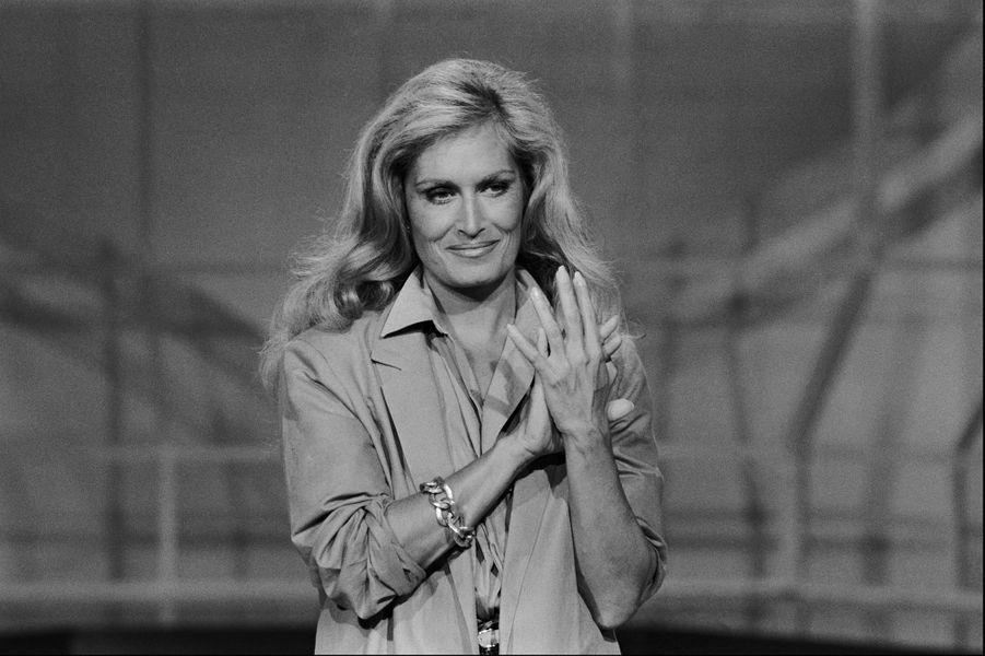 Dalida en 1982