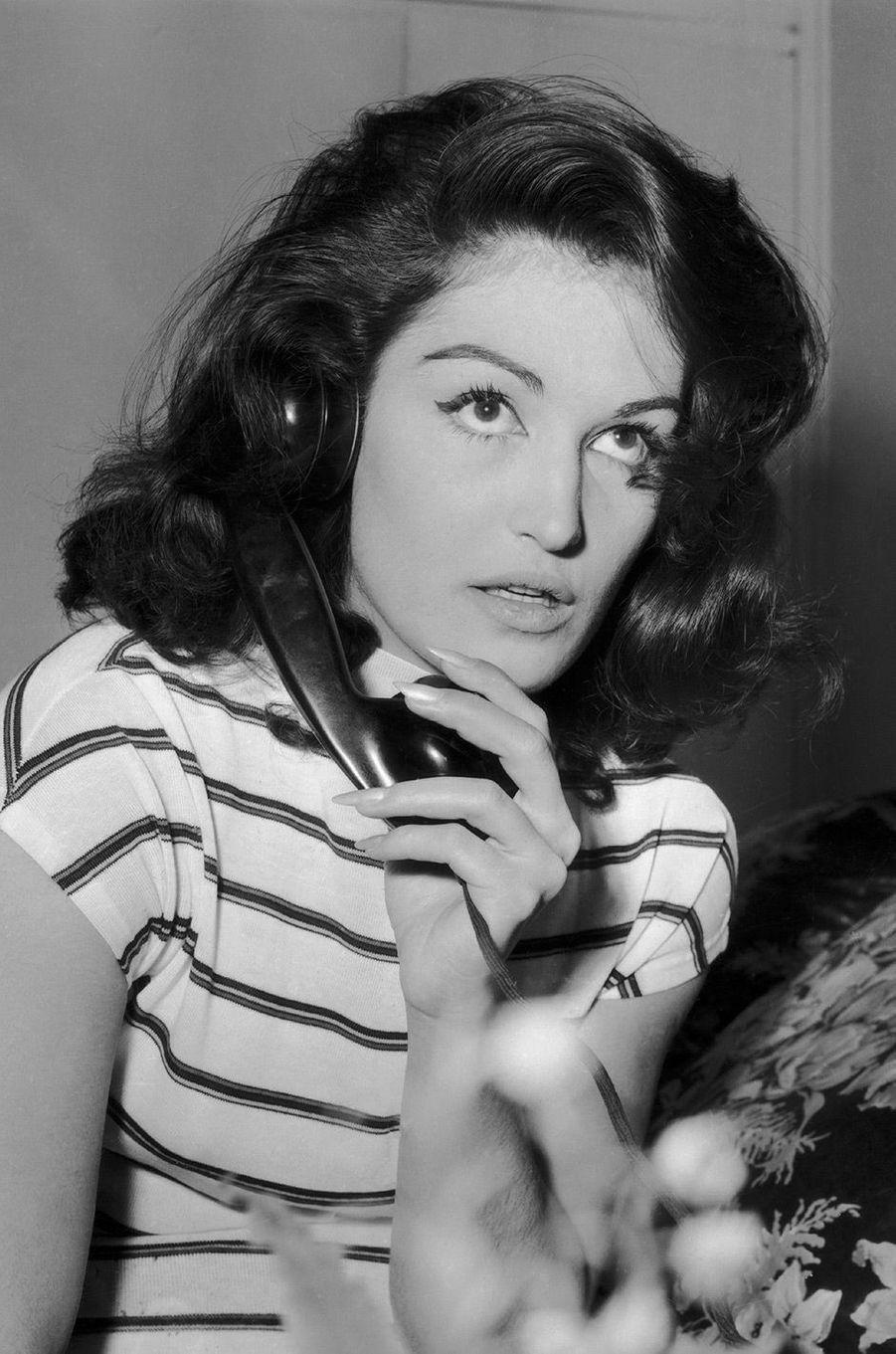 Dalida dans les années 60