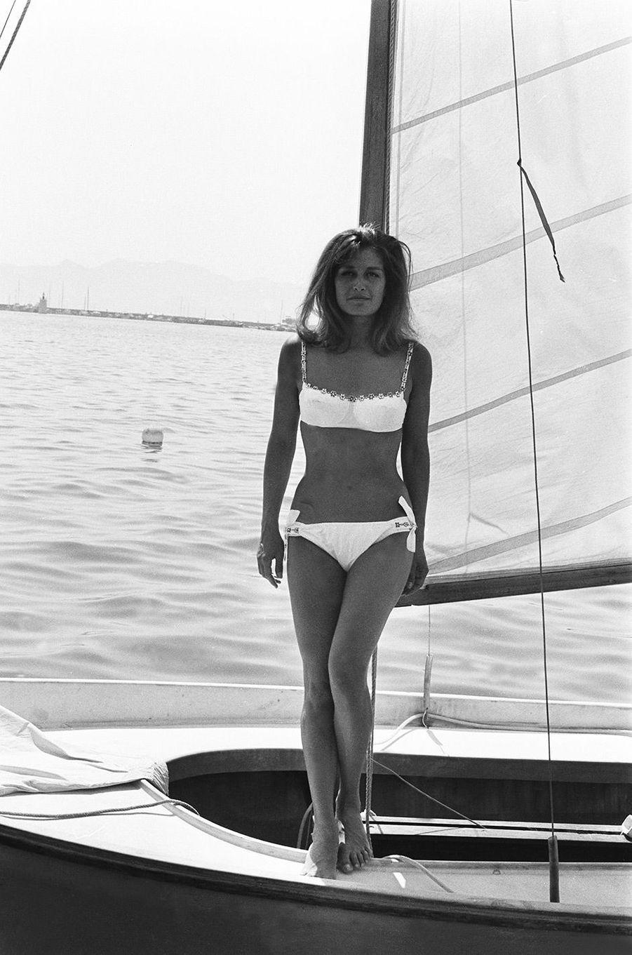 Dalida en 1965