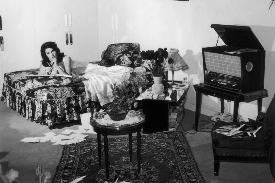 Dalida en 1960