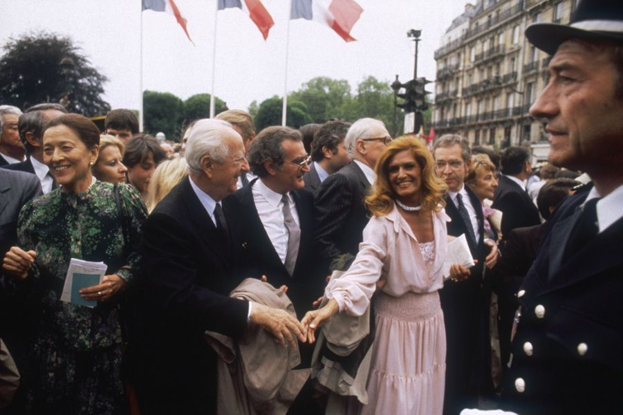 Dalida en 1981
