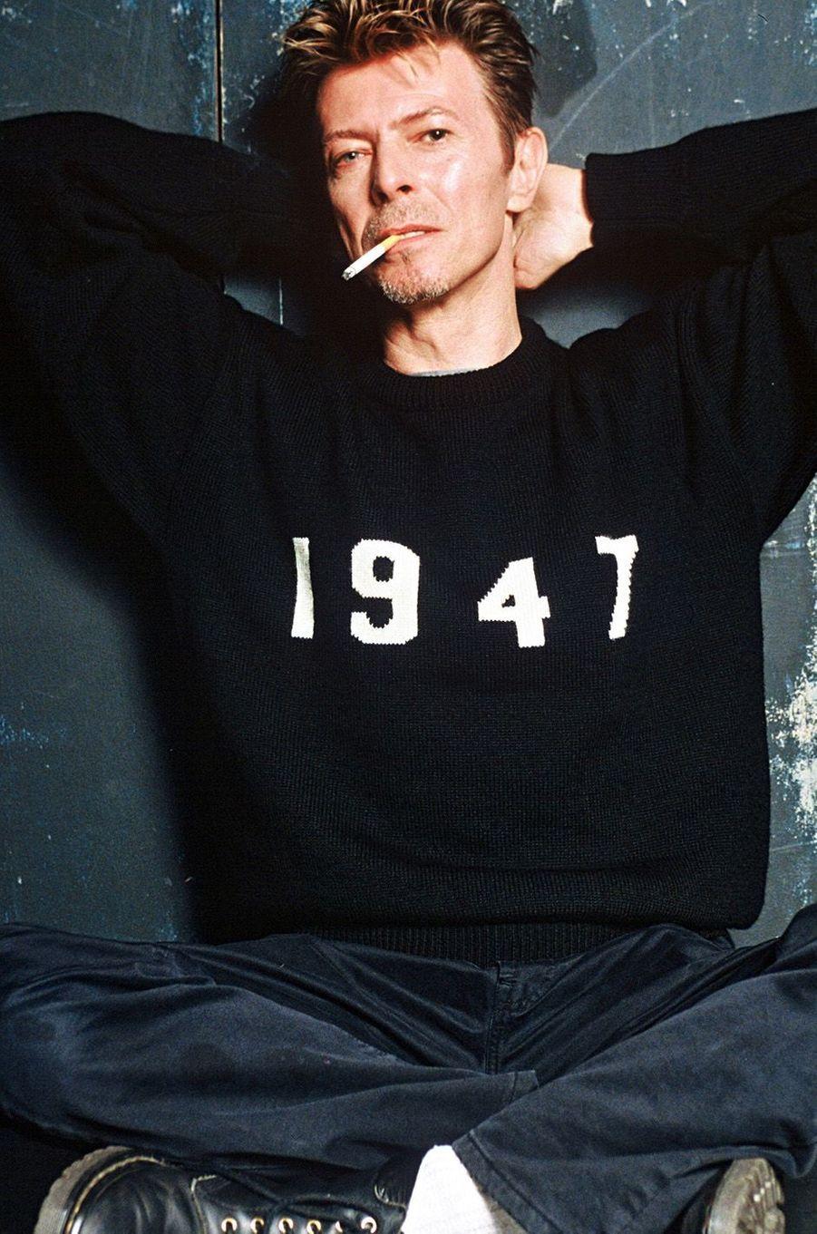 David Bowie, une légende.
