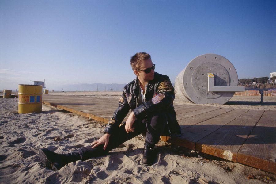 David Hallyday en 1992