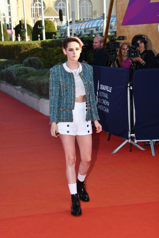 Kristen Stewart au Festival du Cinéma Américain de Deauville