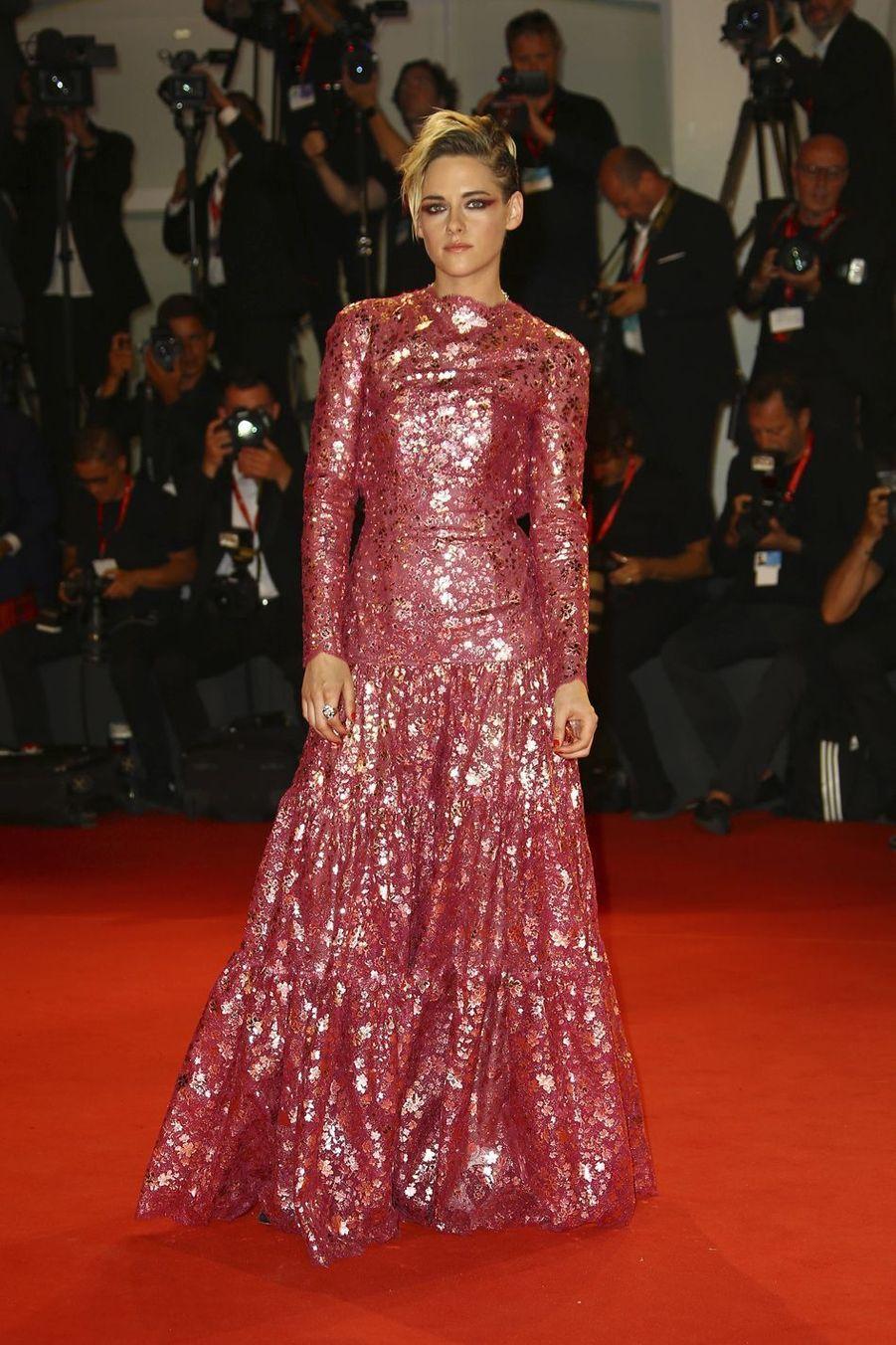 Kristen Stewart à la Mostra de Venise