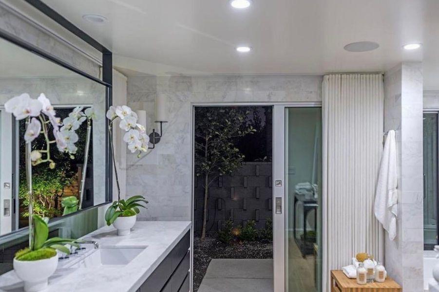 La nouvelle villa de Cindy Crawford et Rande Gerber à Beverly Hills.