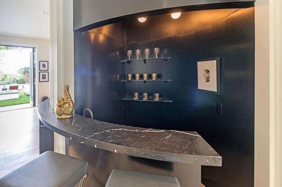 La demeure de Cindy Crawford et Rande Gerber à Beverly Hills.
