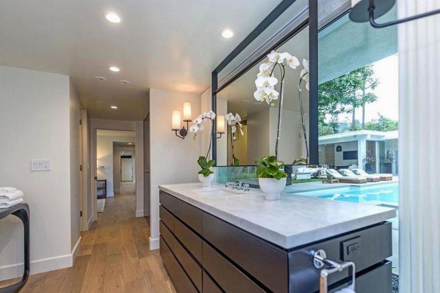 La maison de Cindy Crawford et Rande Gerber à Beverly Hills.