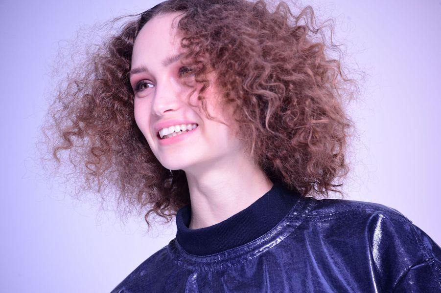 Marie Konc, 15 ans.
