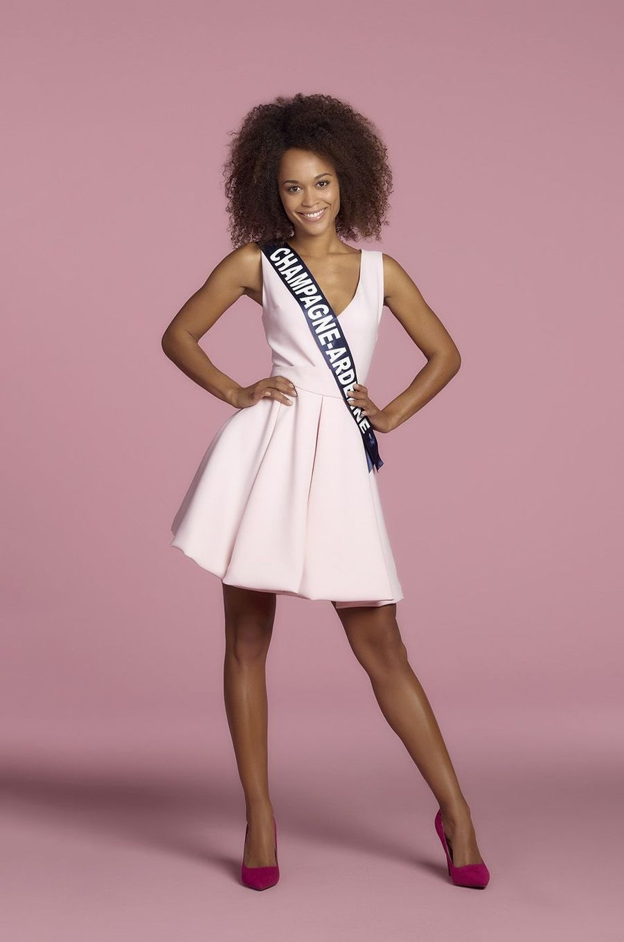 Safiatou Guinot, Miss Champagne-Ardennes.