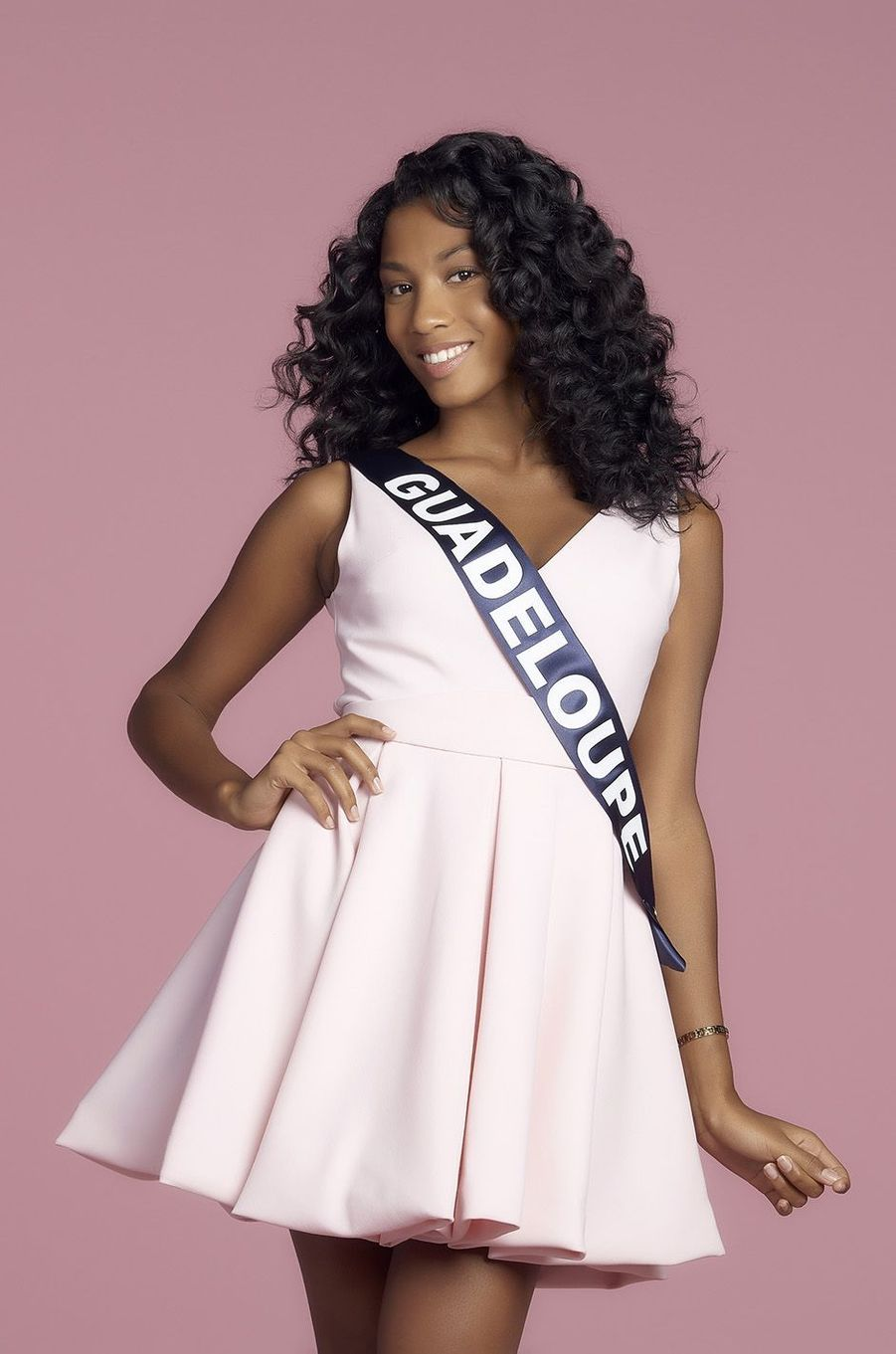 Johane Matignon, Miss Guadeloupe.