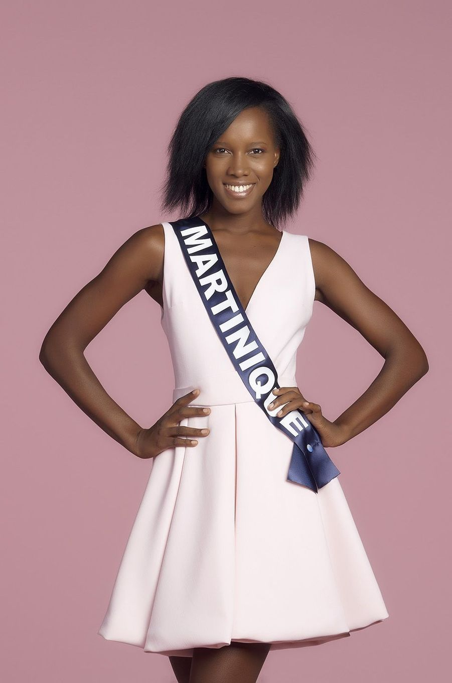 Laure-Anaïs Abidal, Miss Martinique.