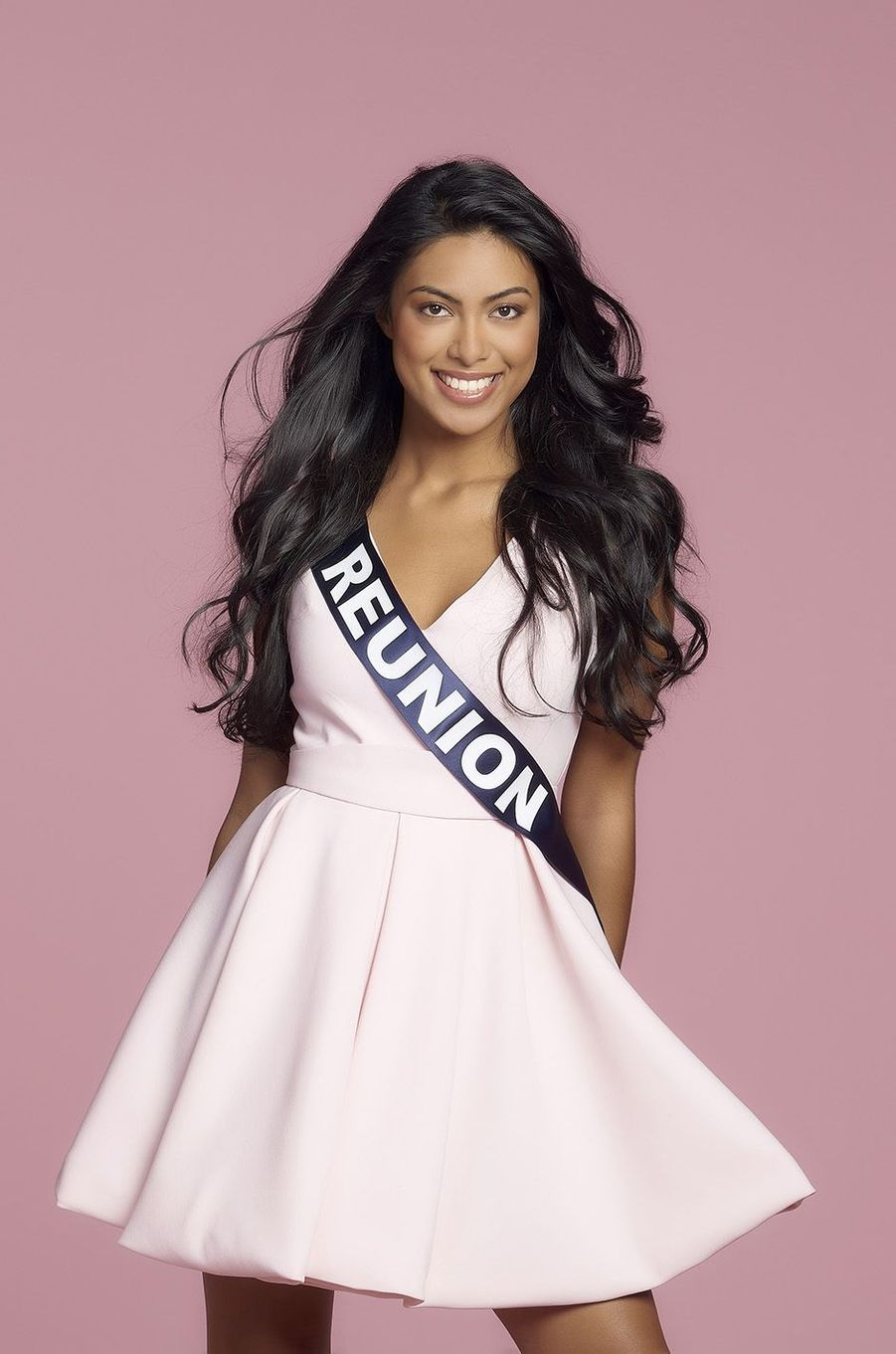 Audrey Chane Pao Kan, Miss Réunion.