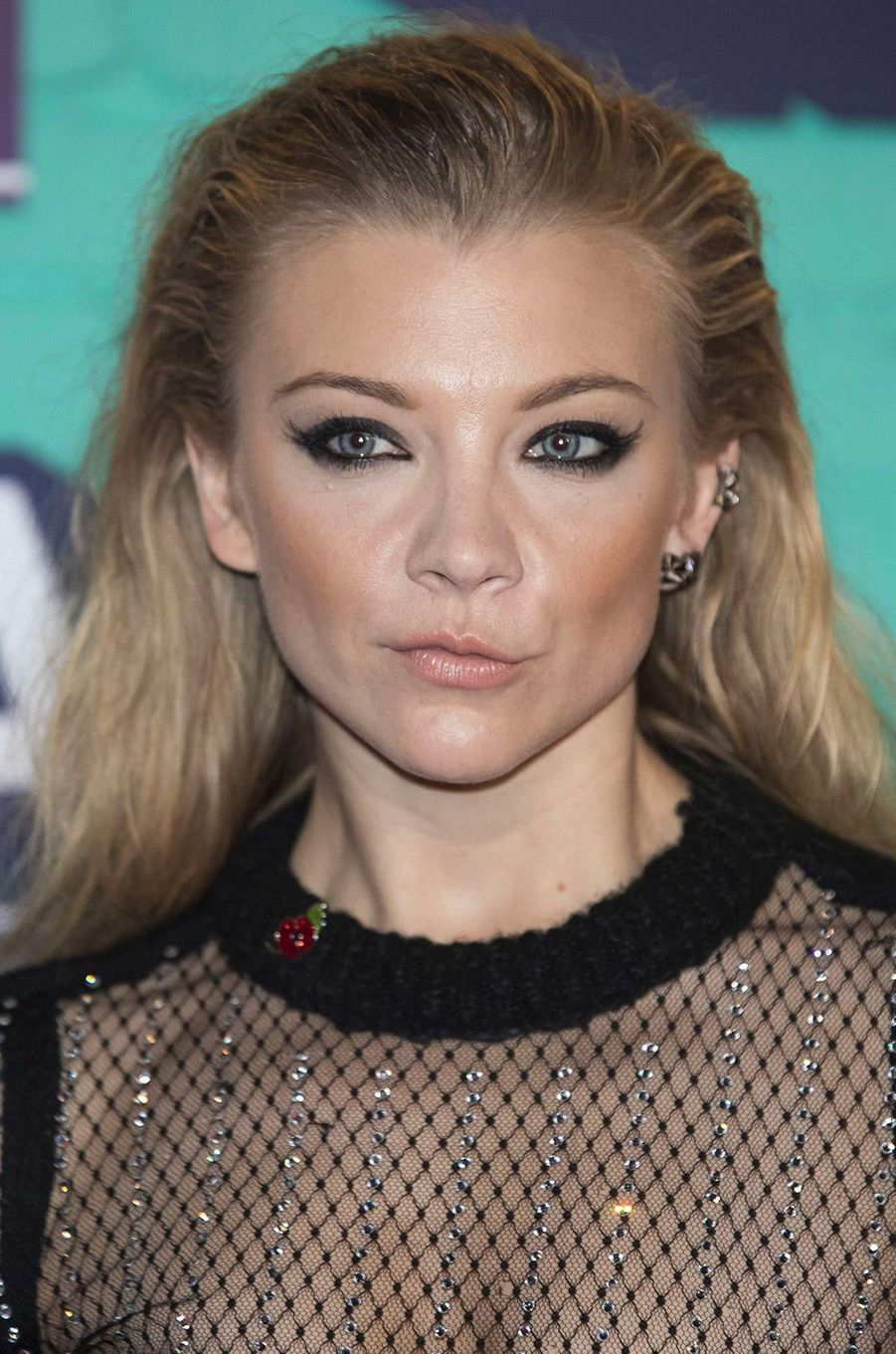 Natalie Dormer aux MTV Europe Music Awards dimanche 12 novembre, à Londres