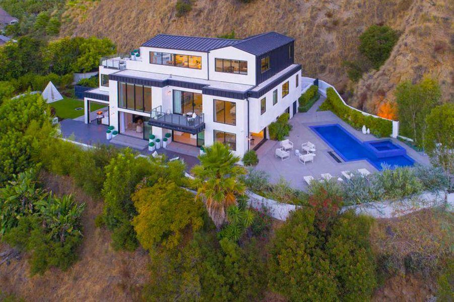 La maison de Demi Lovato à Los Angeles