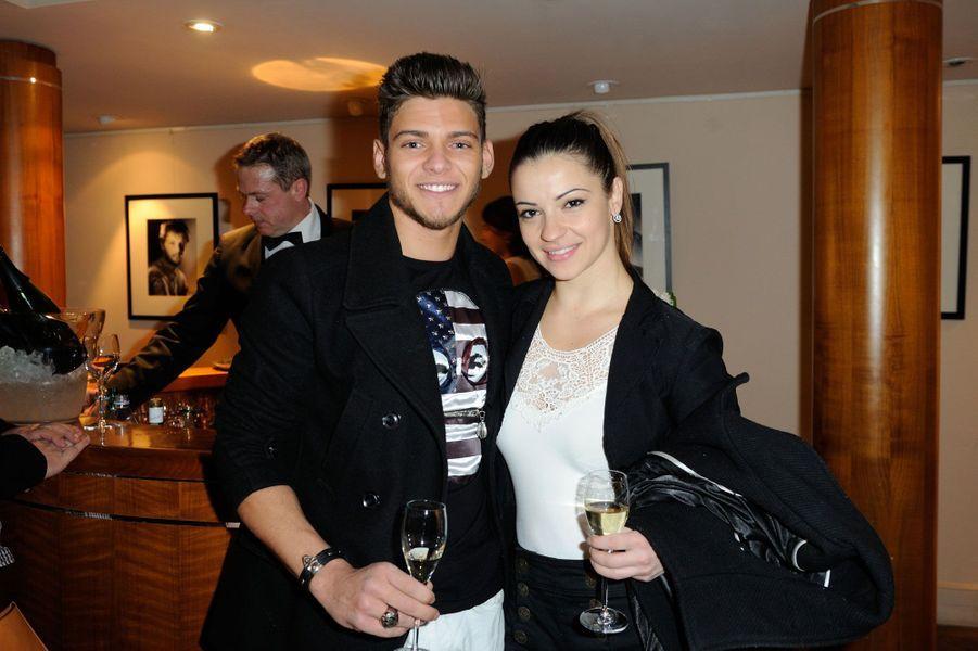Denitsa Ikonomova et Rayane Bensetti sont ensemble depuis 2014