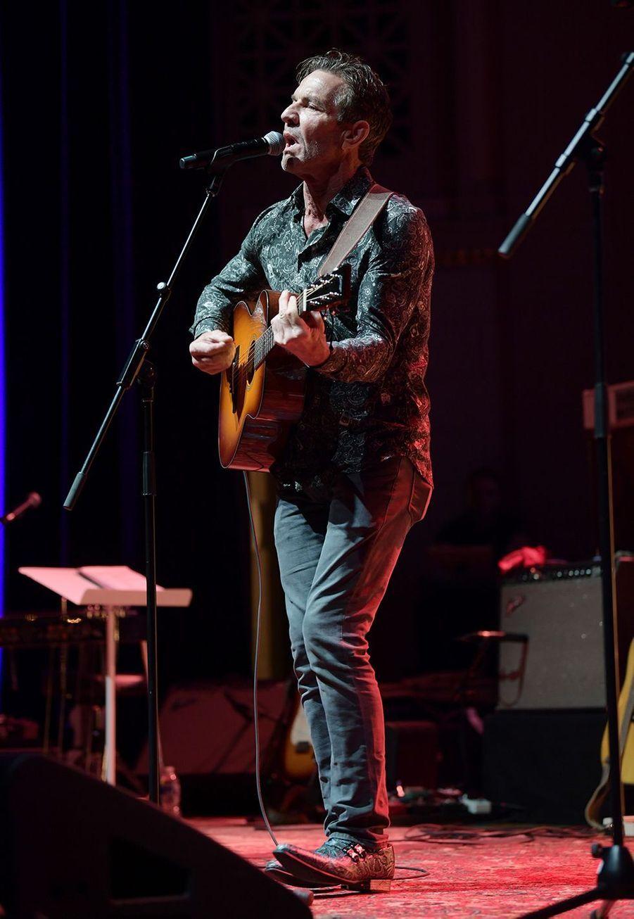 Dennis Quaid à Nashville le 10 novembre 2019