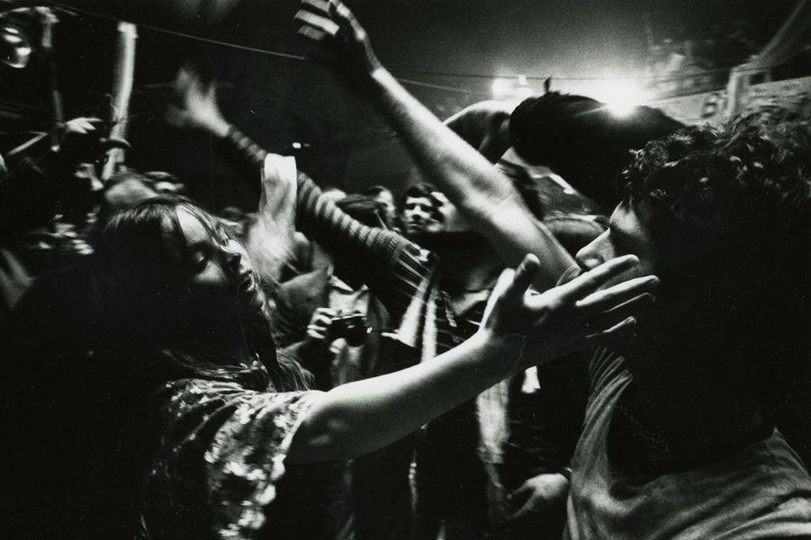 Baie de San Francisco, 1966, Trips Festival.