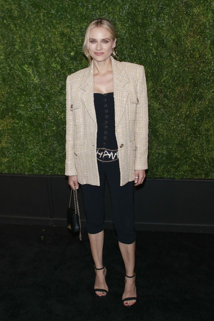 Diane Krugerà New York, le 29 avril 2019