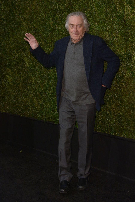 Robert De Niroà New York, le 29 avril 2019