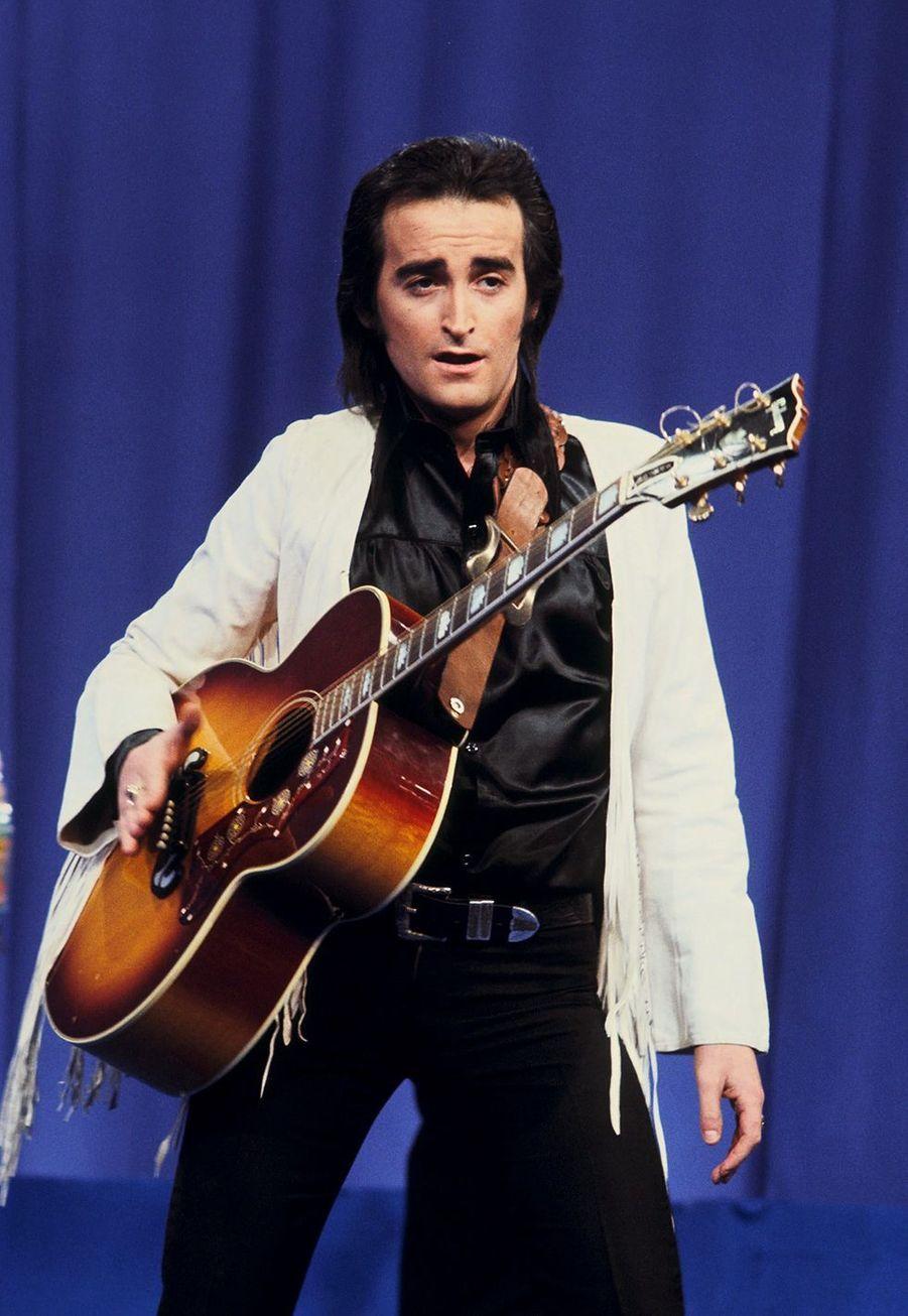 Dick Rivers dans les années 1970