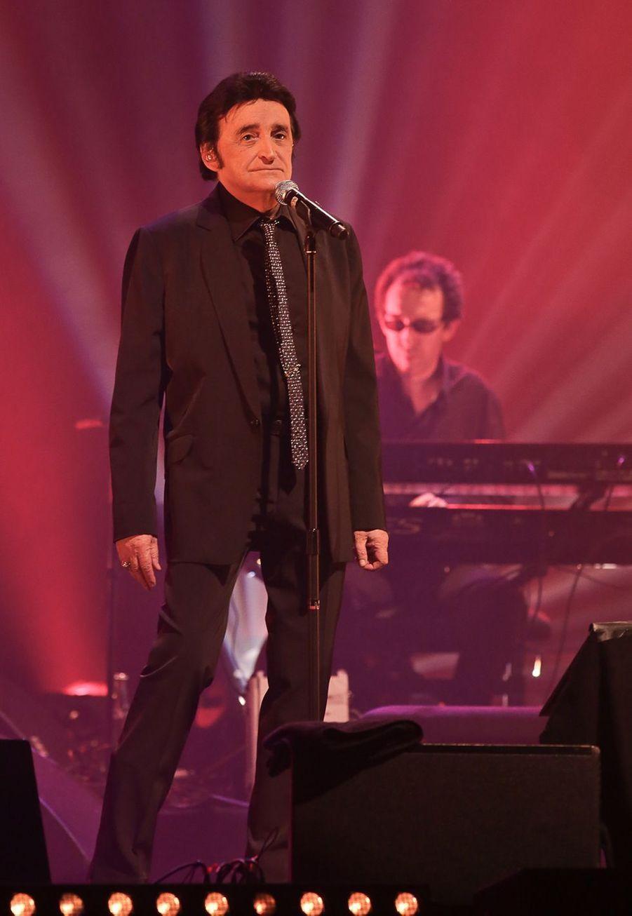 Dick Rivers en concert au Casino Barrière à Lille en mai 2013