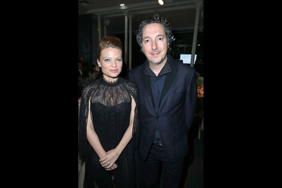 Mélanie Thierry, Guillaume Gallienne