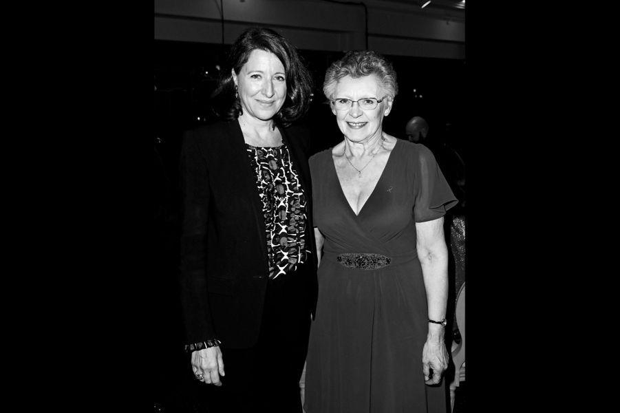 Agnès Buzyn, Françoise Barré Sinoussi