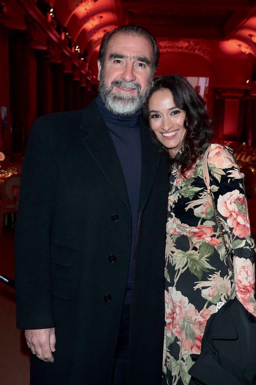 Eric Cantona et Rachida Brakni.