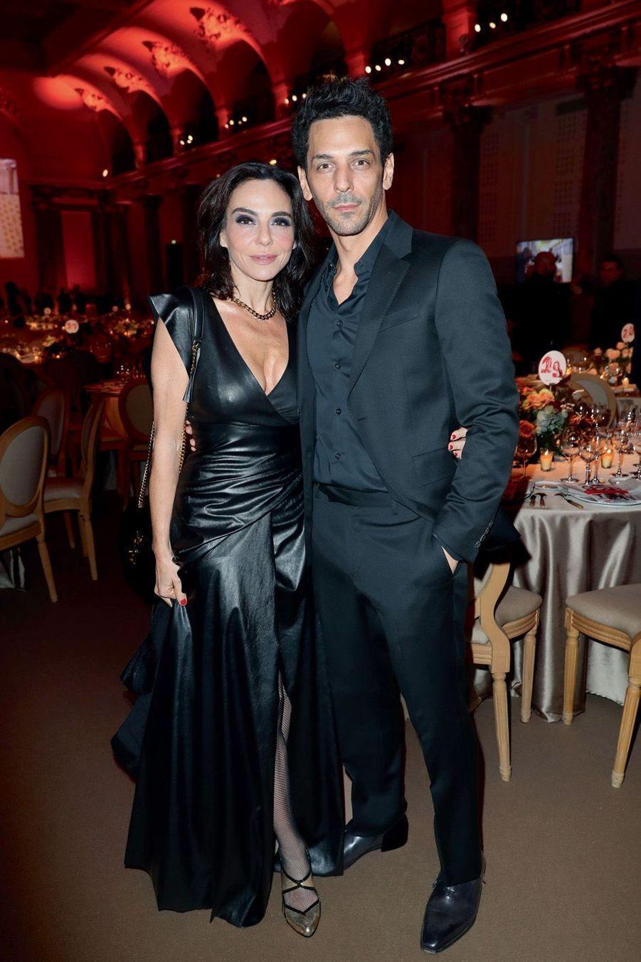 Sandra Zeitoun et Tomer Sisley.