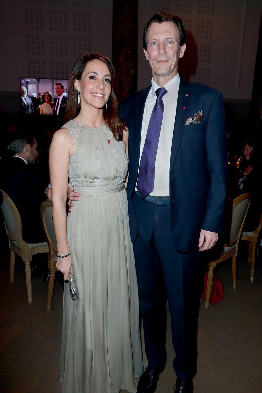 Marie et Joachim de Danemark.
