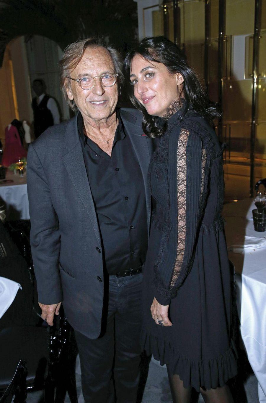 Alexandre Arcady et Sabrina Guigui.