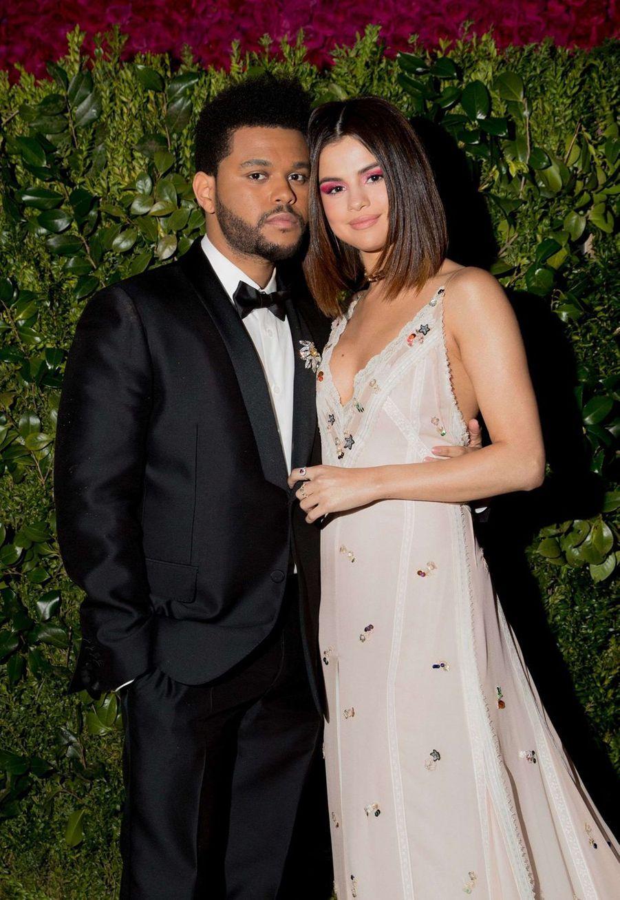 The Weeknd et Selena Gomez