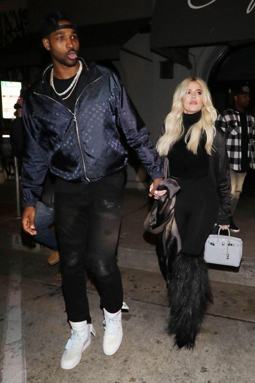 Tristan Thompson et Khloé Kardashian