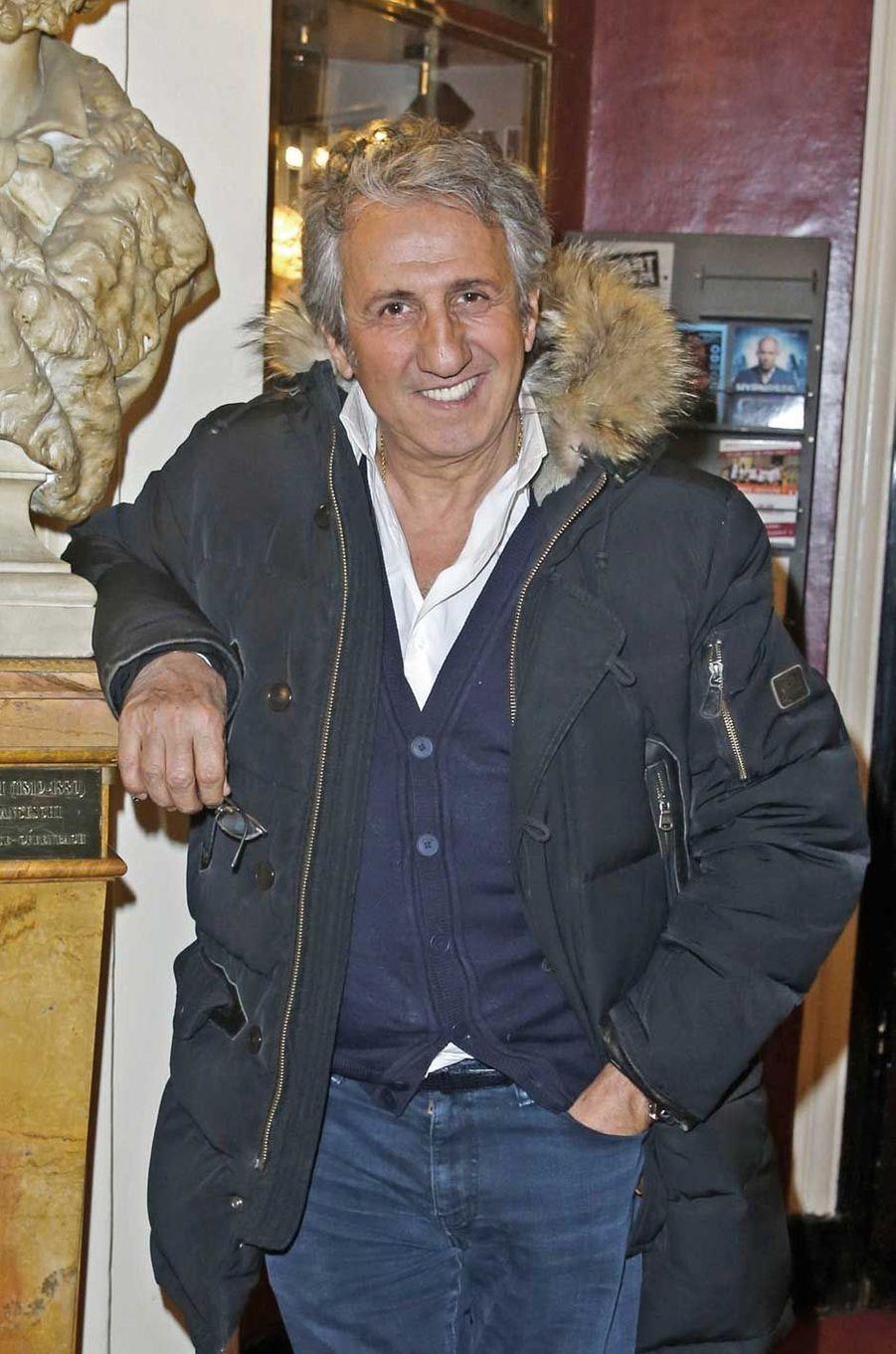 Richard Anconina.