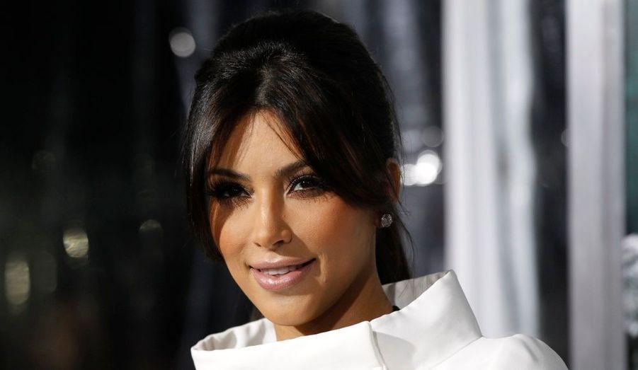 Kim Kardashian, 30 ans, doit épouser le basketteur Kris Humphries, 26 ans, ce samedi dans une villa de Santa Barbara, en Californie.