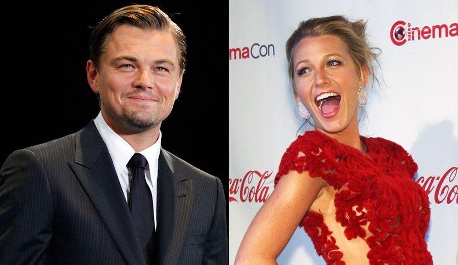 Des photos volées à Cannes confirment que Leonardo DiCaprio et Blake Lively se consolent de leur célibat, ensemble.